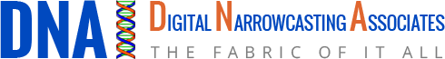 Digital Narrowcasting Associates, Inc., Logo